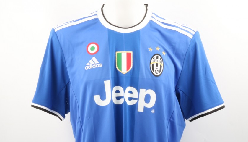 newest 24e12 babb3 Official Dybala Juventus Shirt, 2016/17 - Signed - CharityStars