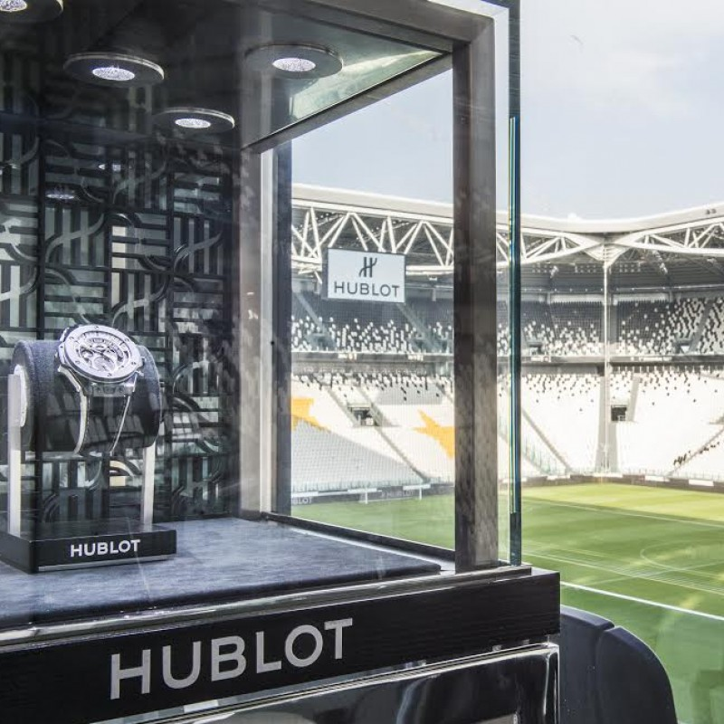 Attend a match from Hublot Juventus Stadium