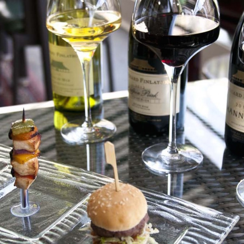Taste Rare South African Wines at an Exclusive London Location for Two People
