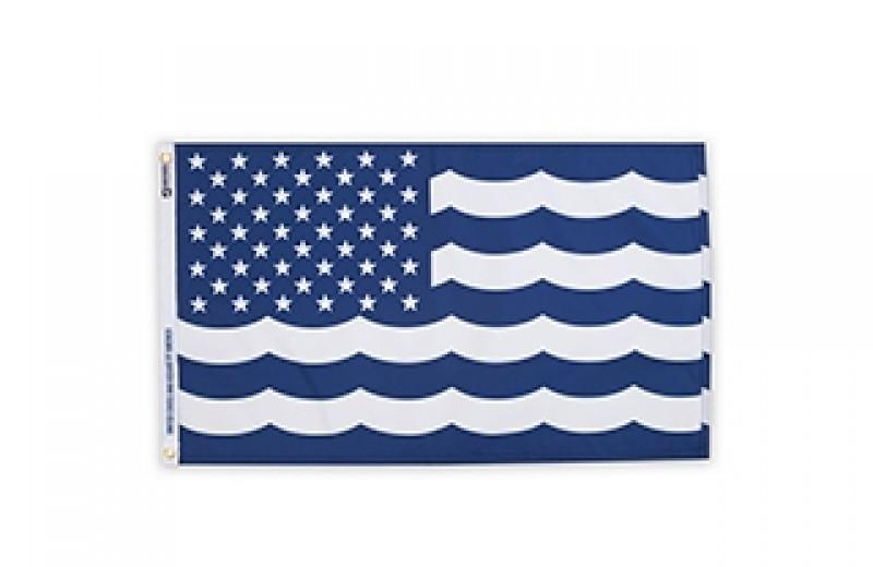 USOA Small Flag