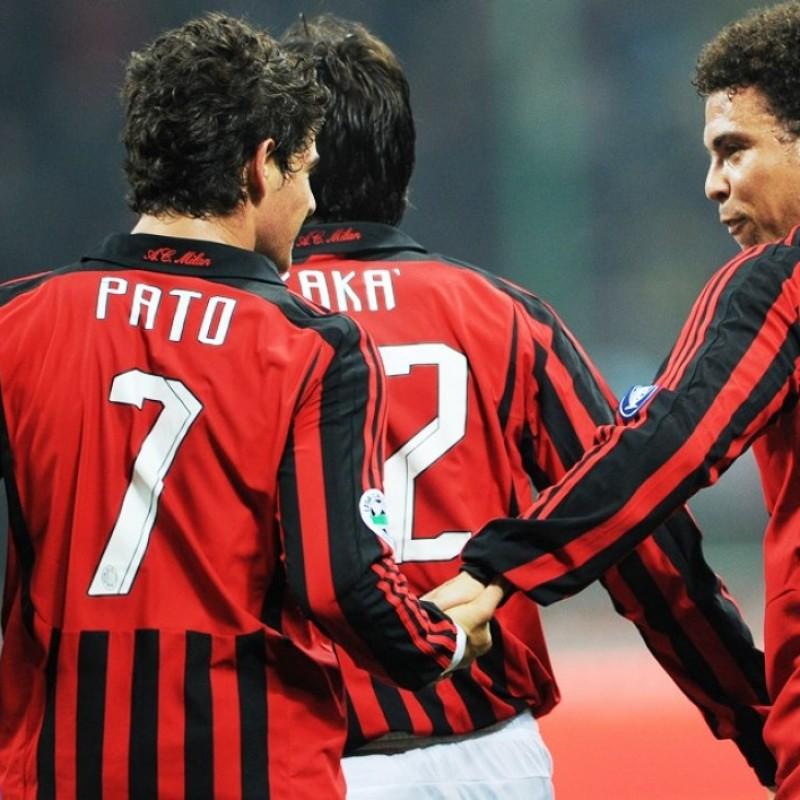 Pato's Milan Match Shirt, Serie A 2007/08