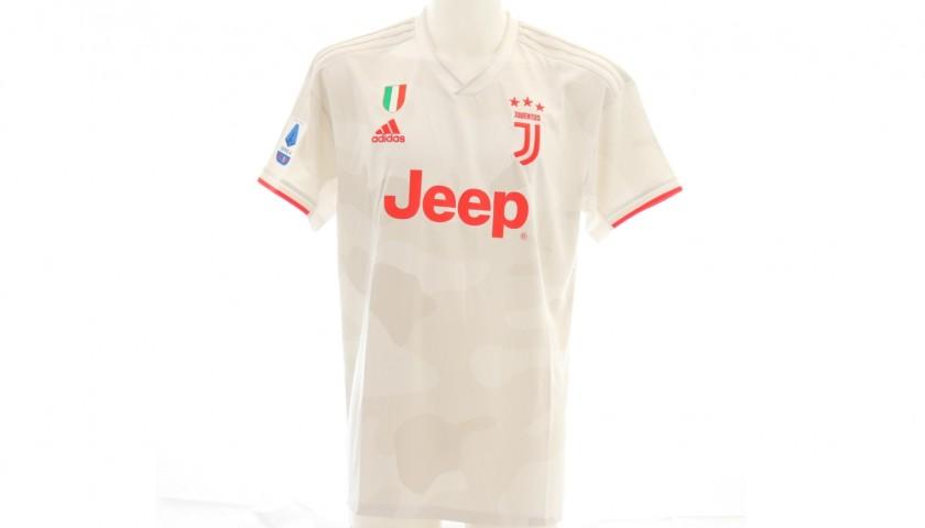 Ronaldo's Official Juventus 2019/20 Signed Shirt