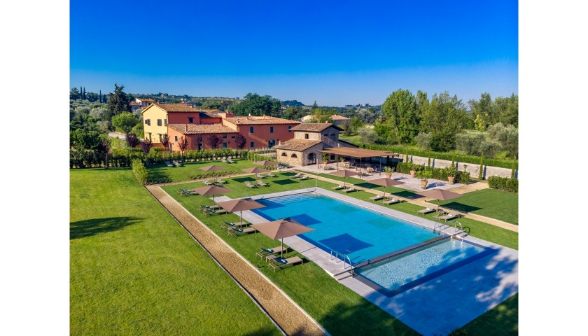 Enjoy a Two-Night Stay for Two at Villa La Massa