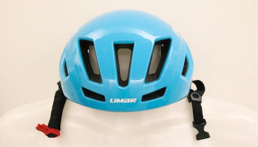 Astana Cycling Helmet Worn by Luis León Sánchez