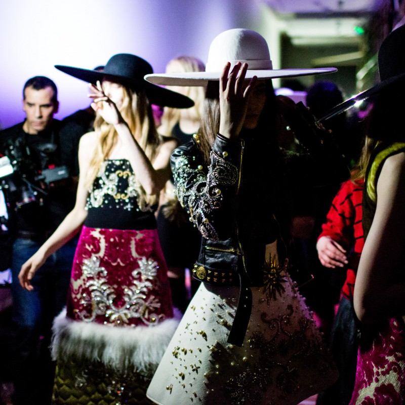 Meet Fausto Puglisi and Attend the Puglisi Fashion Performance in Milan