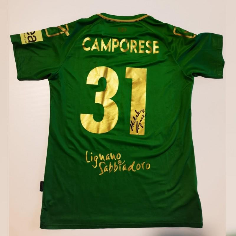 Maglia Gara Camporese Pordenone 20/21 - Autografata