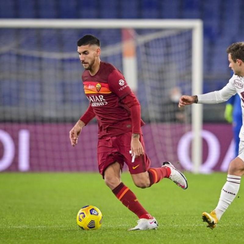 Pellegrini's Worn Shirt, Roma-Torino - WFP Special