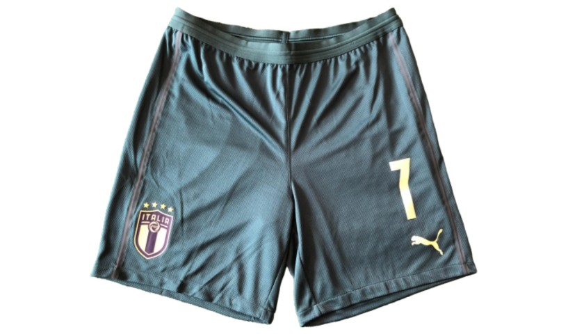 Spinazzola's Match Shorts, Italy-Greece 2019