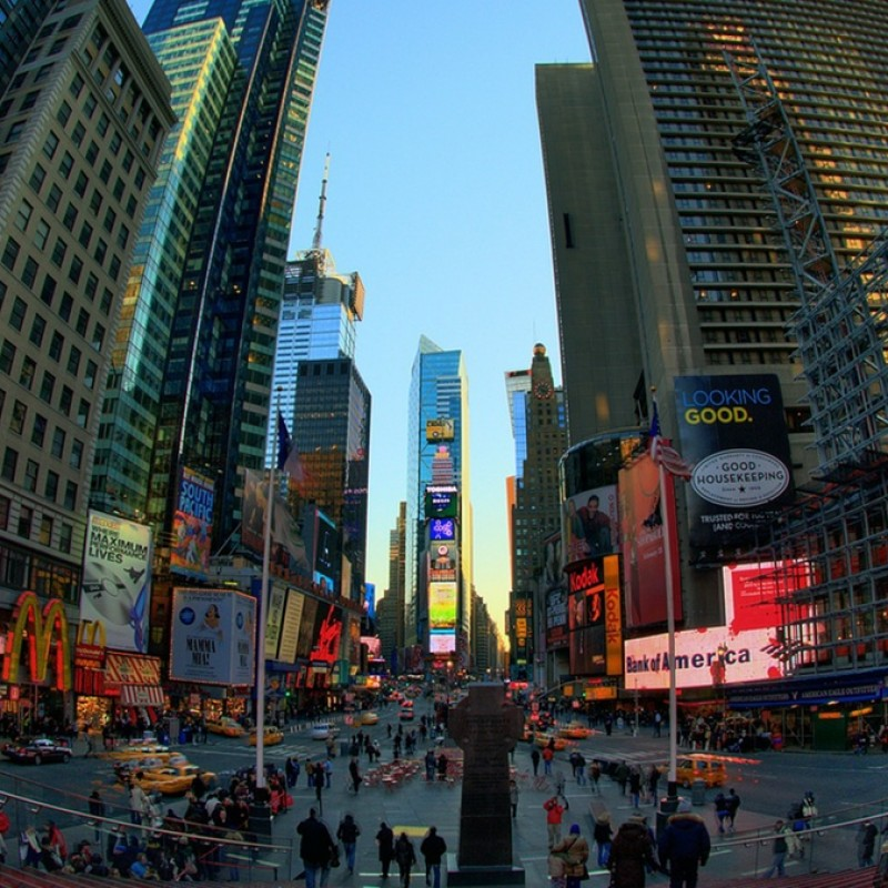 Treat Yourself to Broadway in New York City!