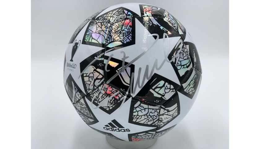 Official UCL 2019/20 Football - Signed by Cristiano Ronaldo