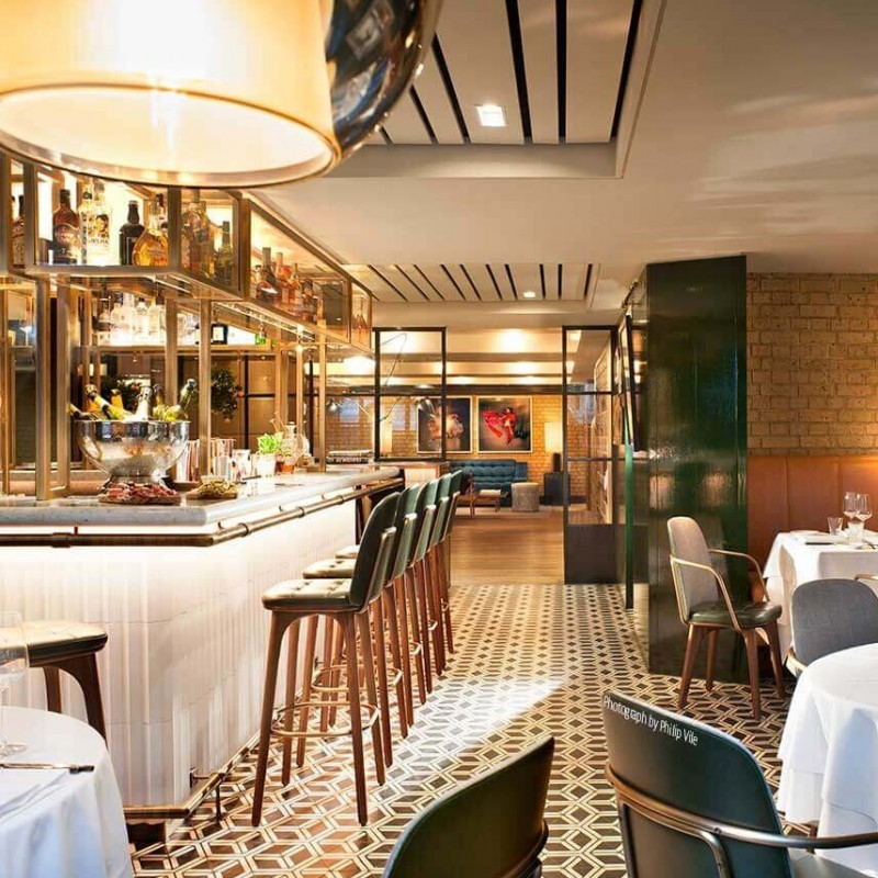 17 - Three Course Dinner with Wine for Two at Il Pampero