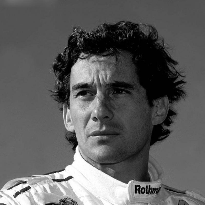 Ayrton Senna Streetlights