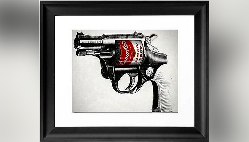 """Soup Gun"" by Tony Leone"