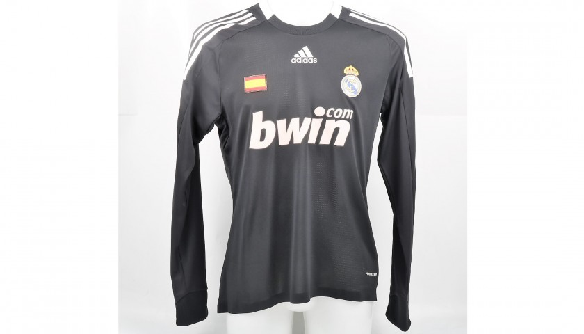 low priced 66750 a5422 Sneijder's Match-Issued/Worn Real Madrid Shirt, UCL 2008/09 - CharityStars