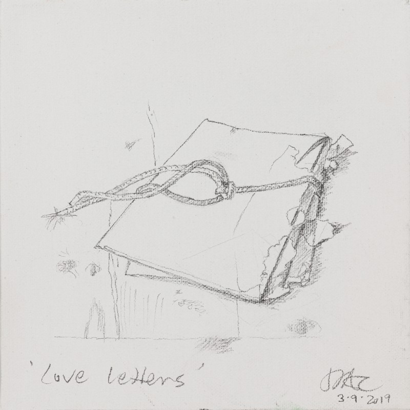 """""""Love Letters"""" by Hugh Cornwell inspired by Ketty Lester's Song"""