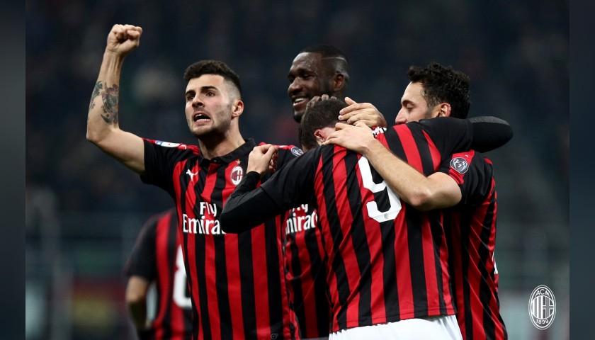 Enjoy the Milan-Napoli Match with Franco Baresi + Stadium Tour