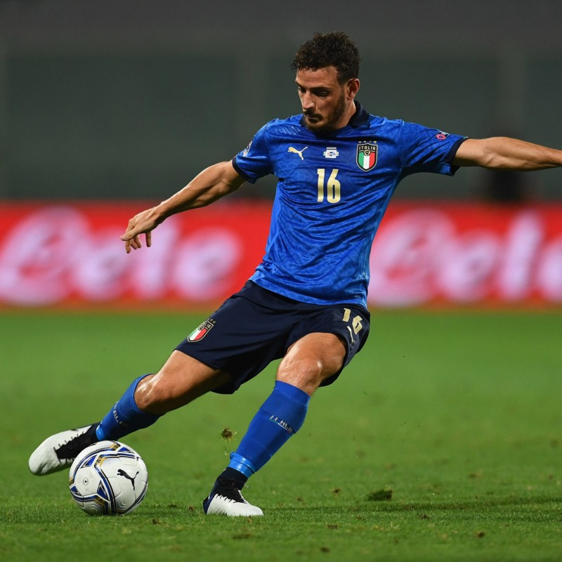 Florenzi's Match Shirt, Italy-Bosnia 2020