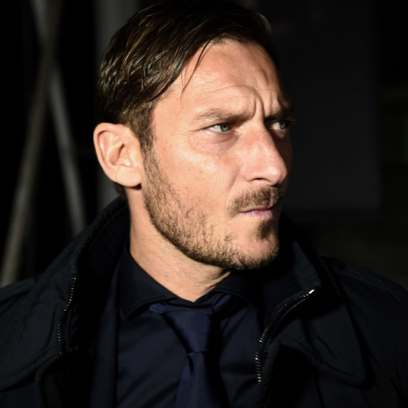 Personalized Video Message from Francesco Totti