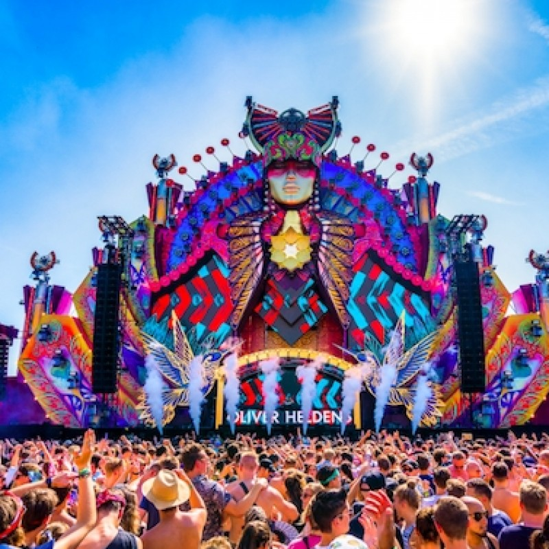 4 Premium Weekender Tickets for Mysteryland 2020