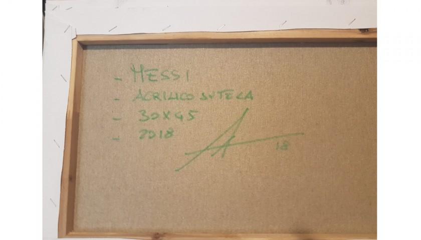 """""""Messi"""" by Antonello Arena"""