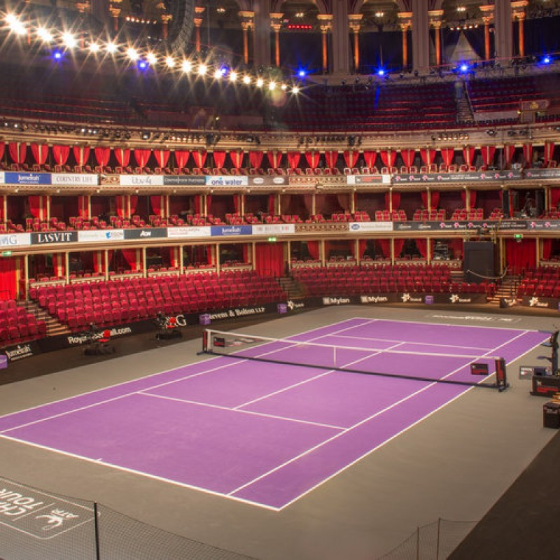 Champions Tennis Experience for 2