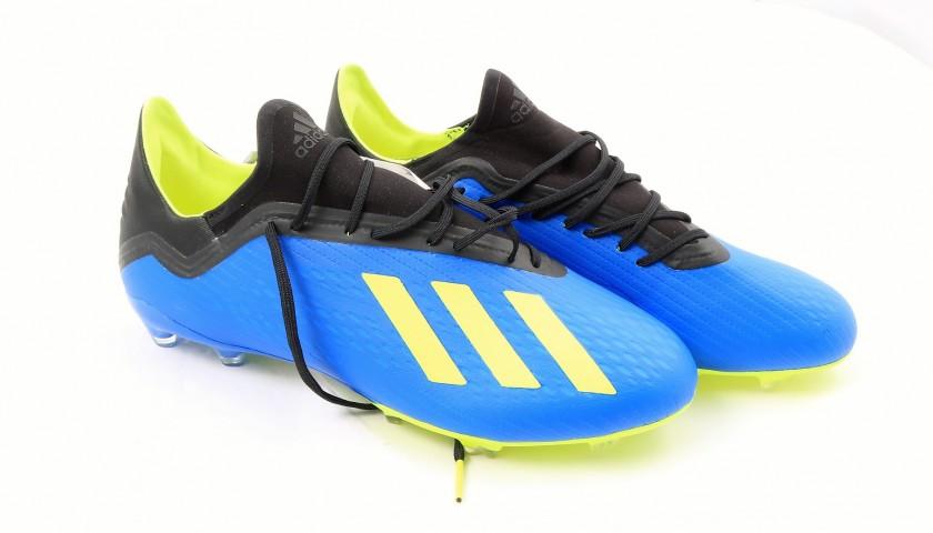 Bale 18 Da Gareth Scarpe Charitystars X Autografate 2 Adidas EIH92D