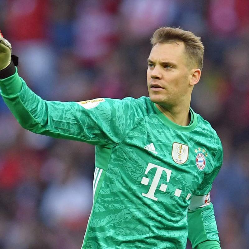 Maglia gara Neuer Bayern Monaco, Finale DFB Pokal Cup 2019