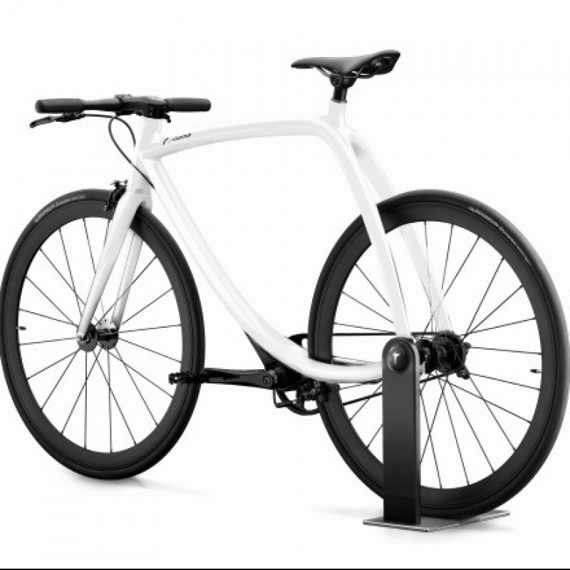 Rizoma R77 Metropolitan Bike