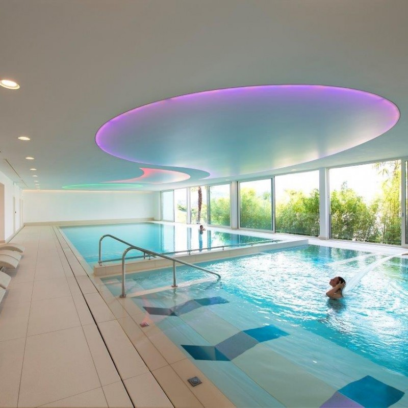 The Ultimate Wellness Experience at the View Hotel SPA in Lugano, Switzerland