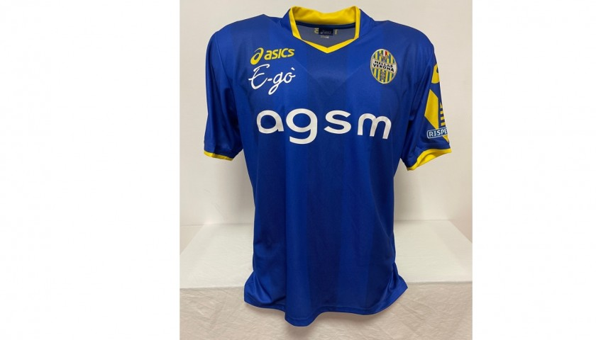 Maietta's Hellas Verona Match Shirt, 2012/13