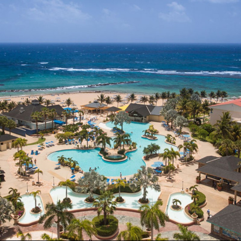 Enjoy 3-Nights at St. Kitts Marriott Resort and The Royal Beach Casino with Airfare