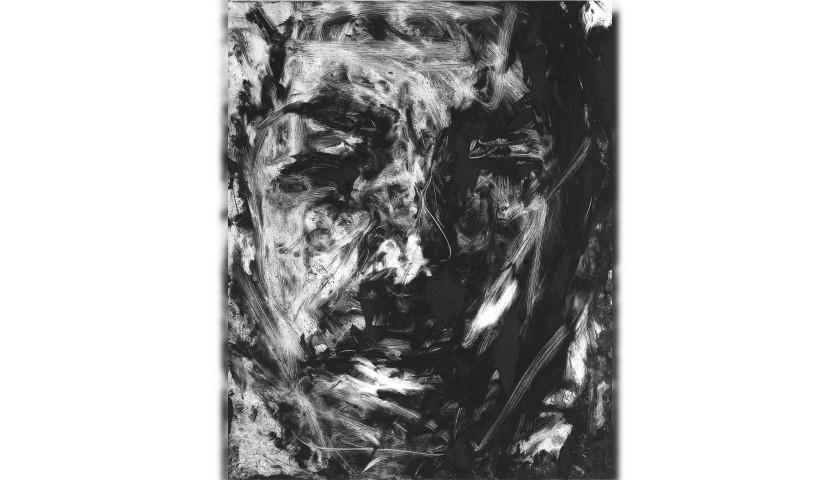 """""""Autoritratto con gli occhi chiusi"""" by Giampaolo Russo"""