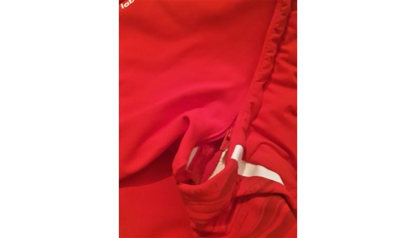 Kimi Raikkonen Official Ferrari Personalized Jacket