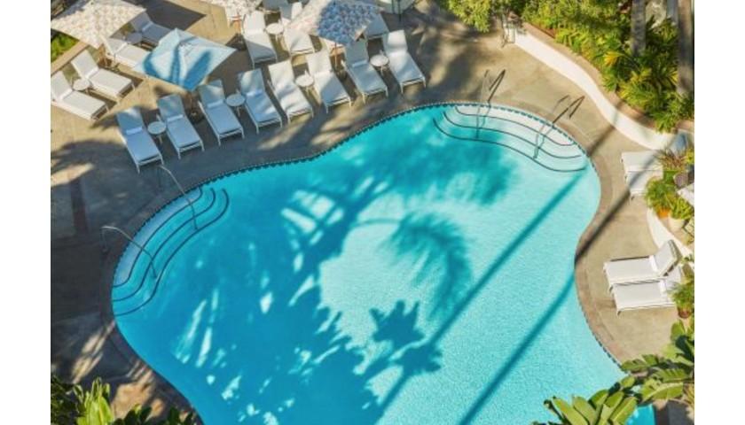 4-Night Suite Stay at the Santa Monica Fairmont Miramar Hotel & Bungalows in California