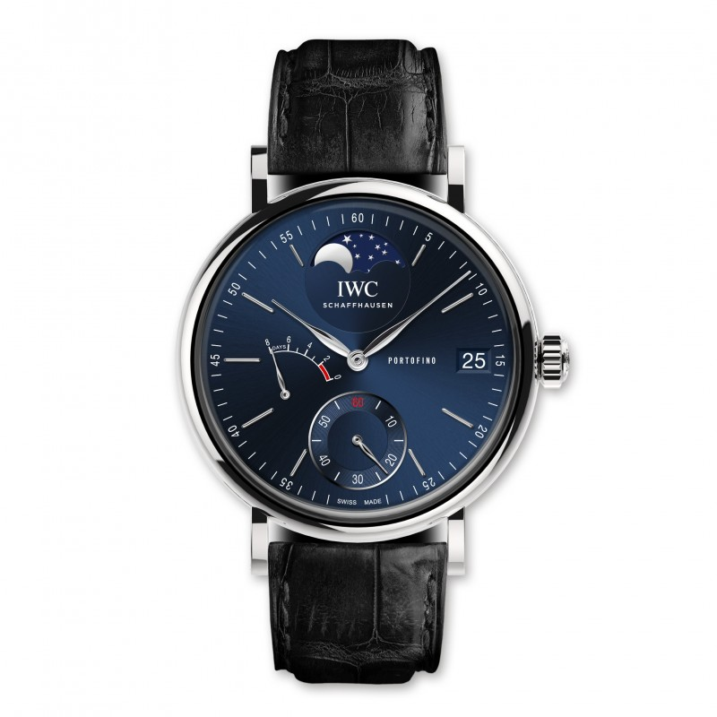 Unique IWC Portofino Hand-Wound Watch