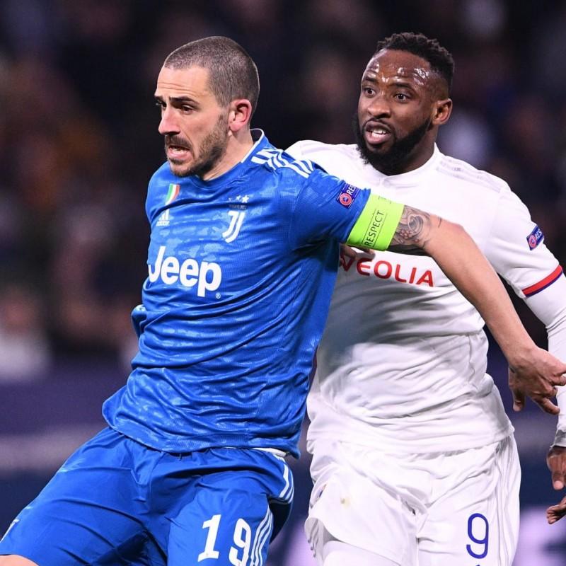 Bonucci's Official Juventus Signed Shirt, 2018/19