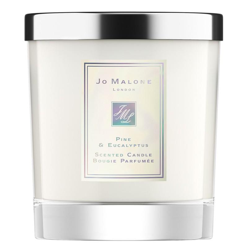 Luxury Jo Malone Pine & Eucalyptus Candle
