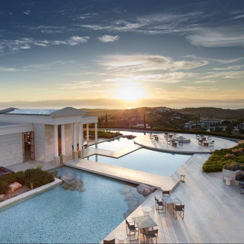 Lot 29 - A Relaxing Stay at Amanzoe in Greece