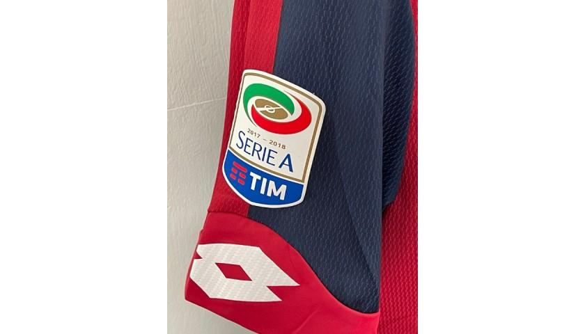 Taarabt's Genoa Match Shirt, 2017/18
