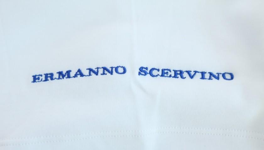 Danilo D'ambrosio's Ermanno Scervino Polo Shirt