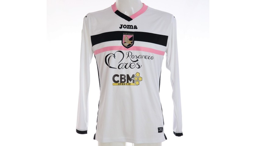 Quaison's Palermo Match Shirt, 2014/15