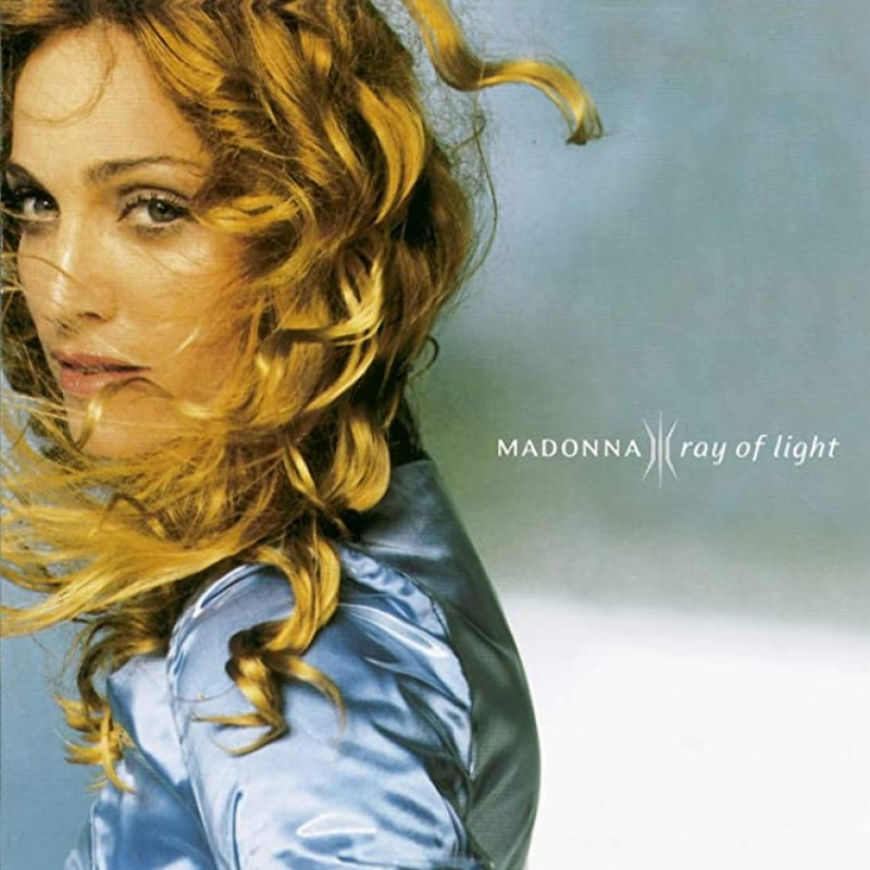 Madonna Platinum Disc Award