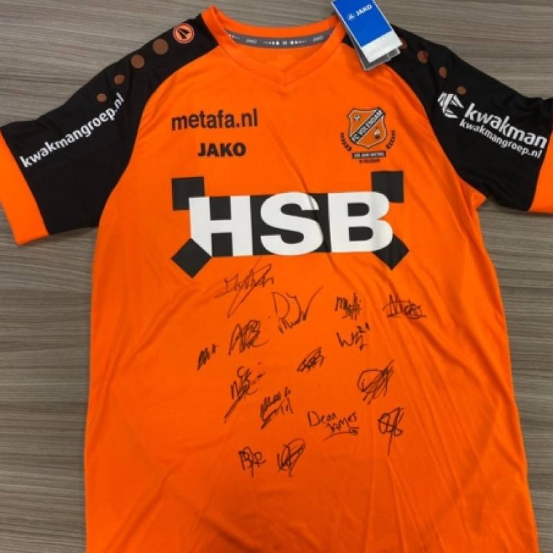 Multiple and Official Signed Shirt of FC Volendam