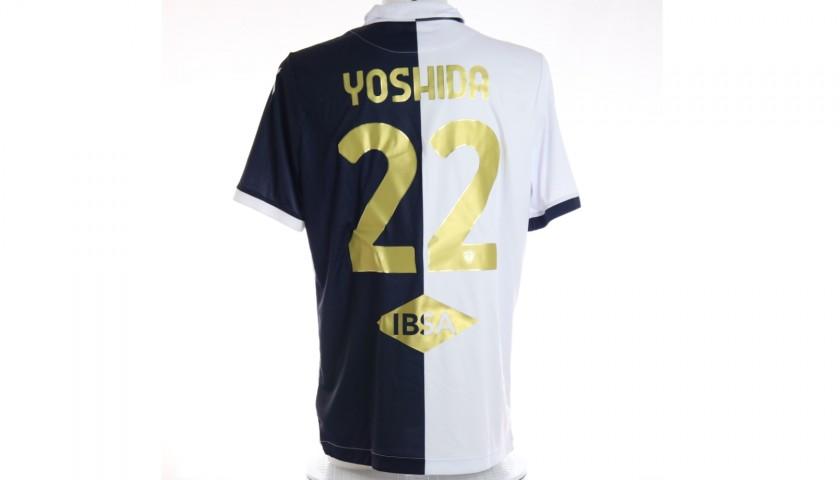 Yoshida's Match-Issued Kit, Sampdoria-Milan 2020, SPECIAL 120 Years Andrea Doria