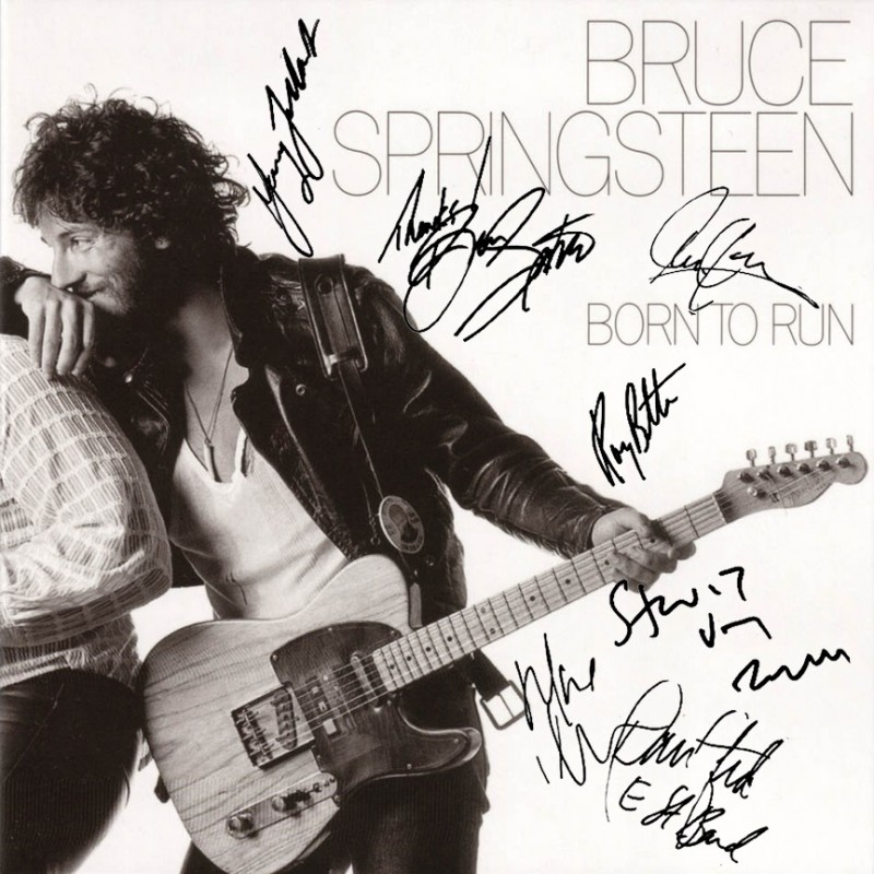 Bruce Springsteen & The E-Street Band Album
