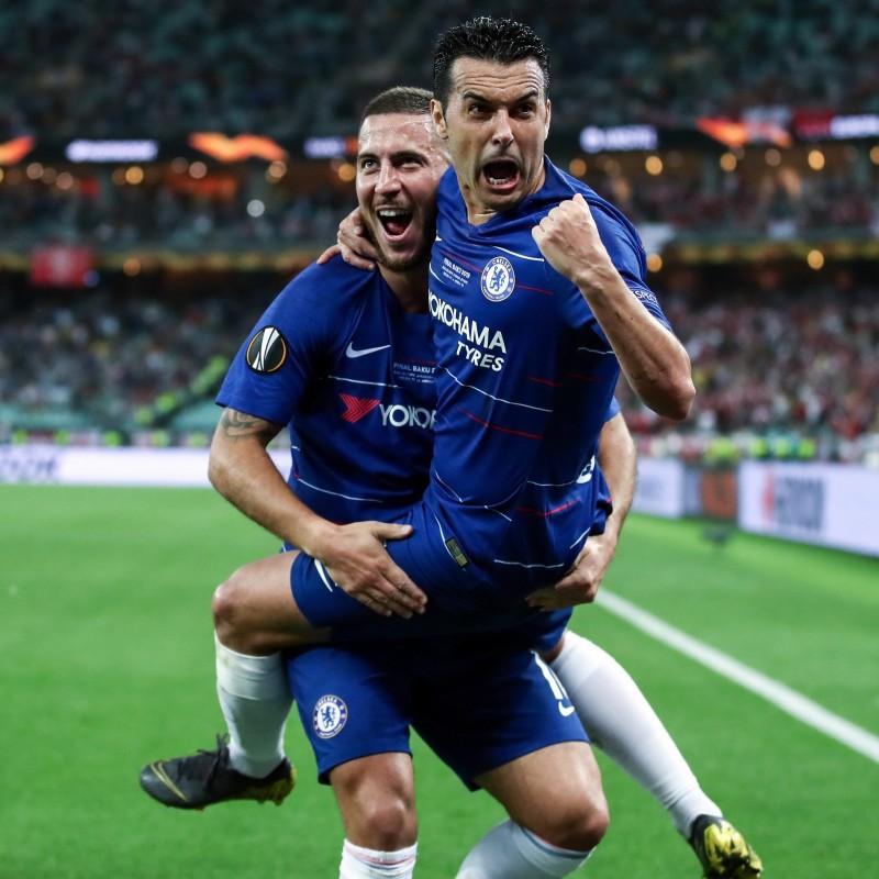 Match-Ball, Europa League 2018/19