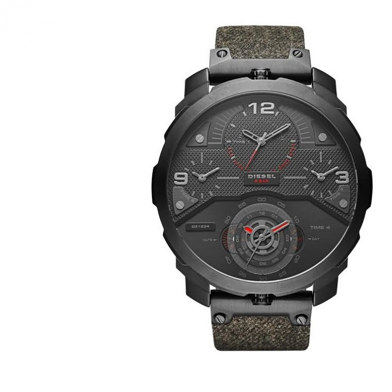 Machinus Diesel watch