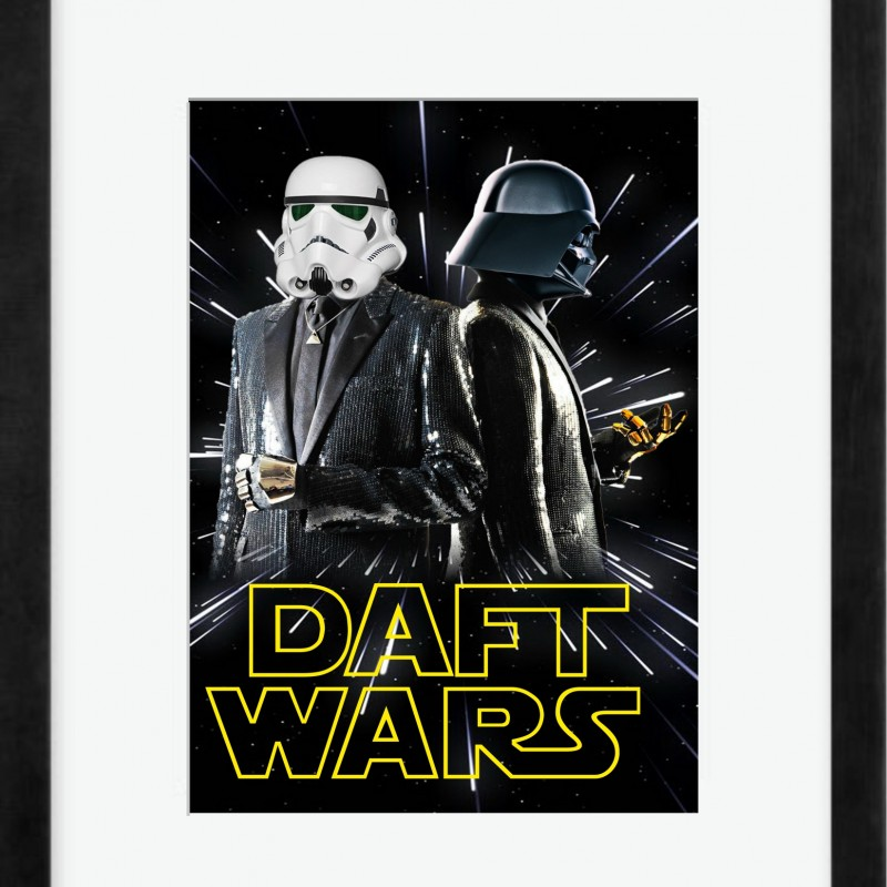 """Daft Wars"" by Tony Leone"