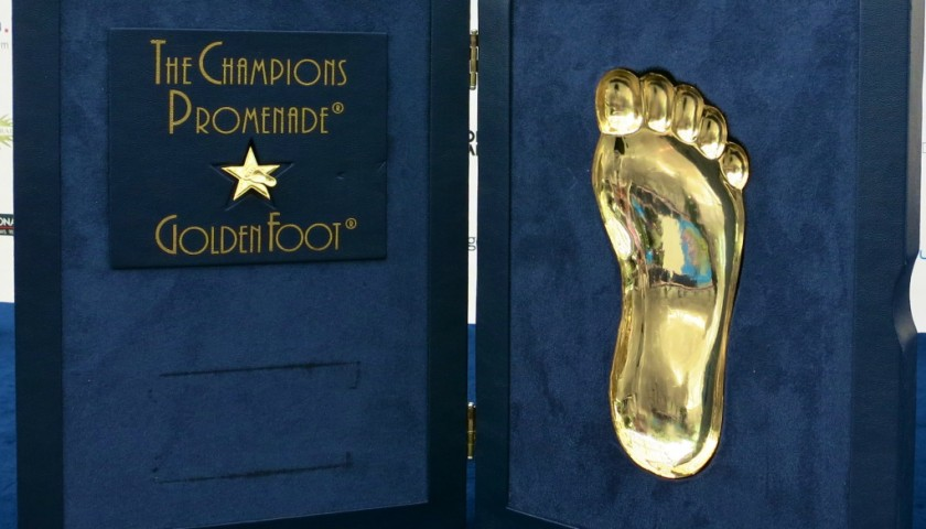 Attend the Golden Foot Awards and Enjoy a 2-Night Stay in Monte Carlo