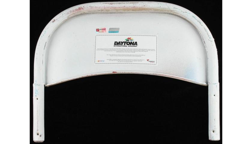 Kevin Harvick Signed Original Daytona International Speedway Seat Back